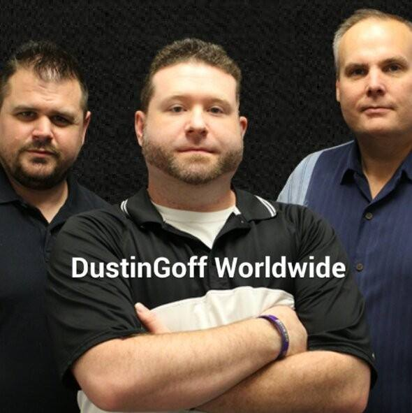 Paul Morton, Dustin Goff, John Ost